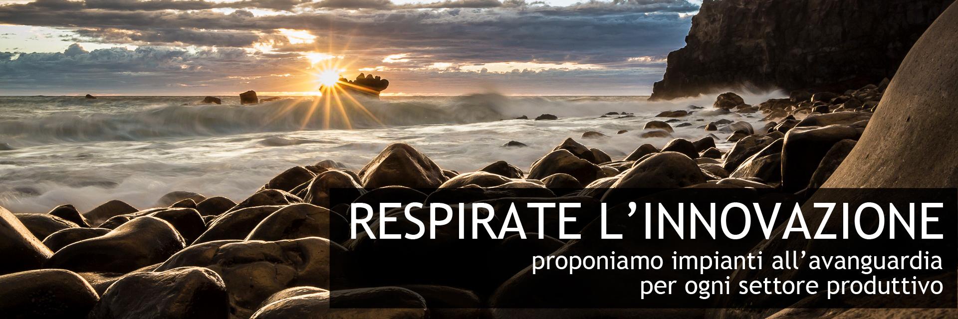 respirate l'innovazione